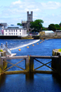 Sarsfield Bridge Lock